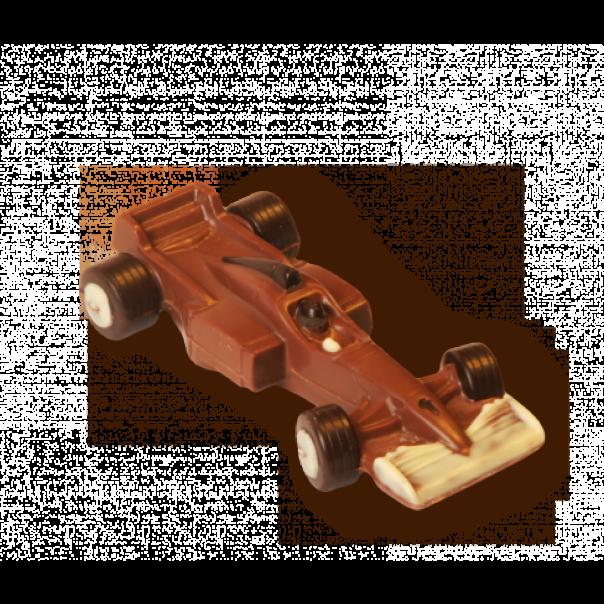 Formel 1 Rennwagen aus Schokolade