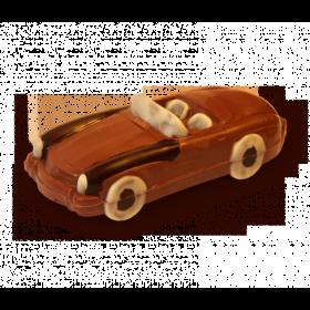 Auto Mercedes Cabrio aus Schokolade