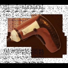 Akkuschrauber aus Schokolade