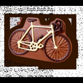 Fahrrad / Rennrad aus Schokolade